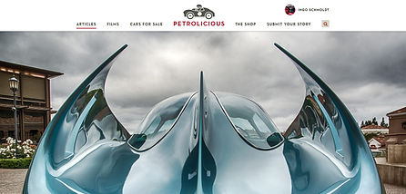 Petrolicious Alfa BAT & Blackhawk Museum article