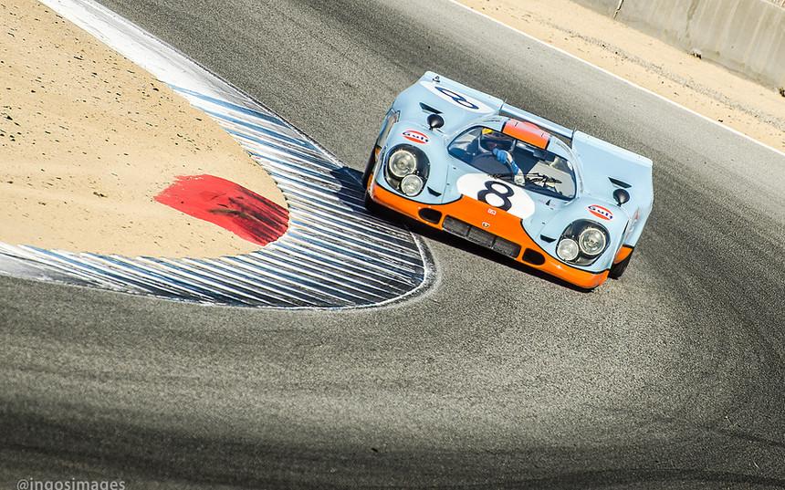 Porsche 917 race car