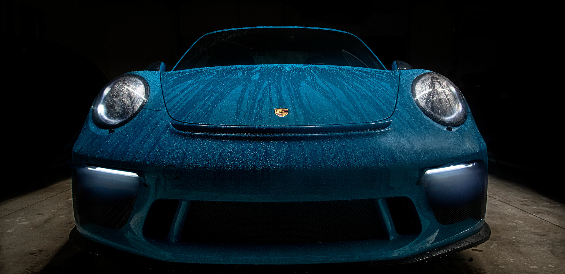 2019 Porsche GT3