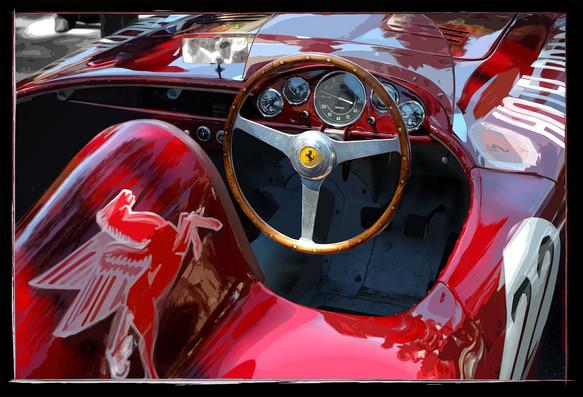 Ferrari 250 Monza Spyder