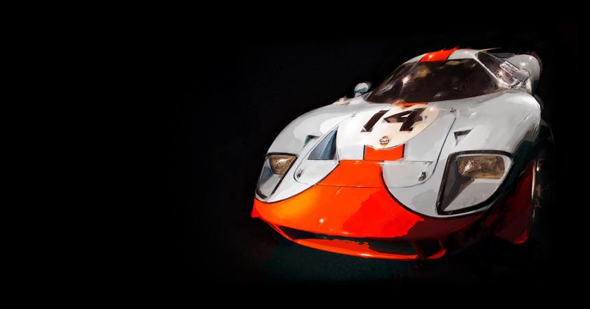 Mirage GT40