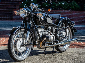 1956 BMW R60 Motorcycle For Sal