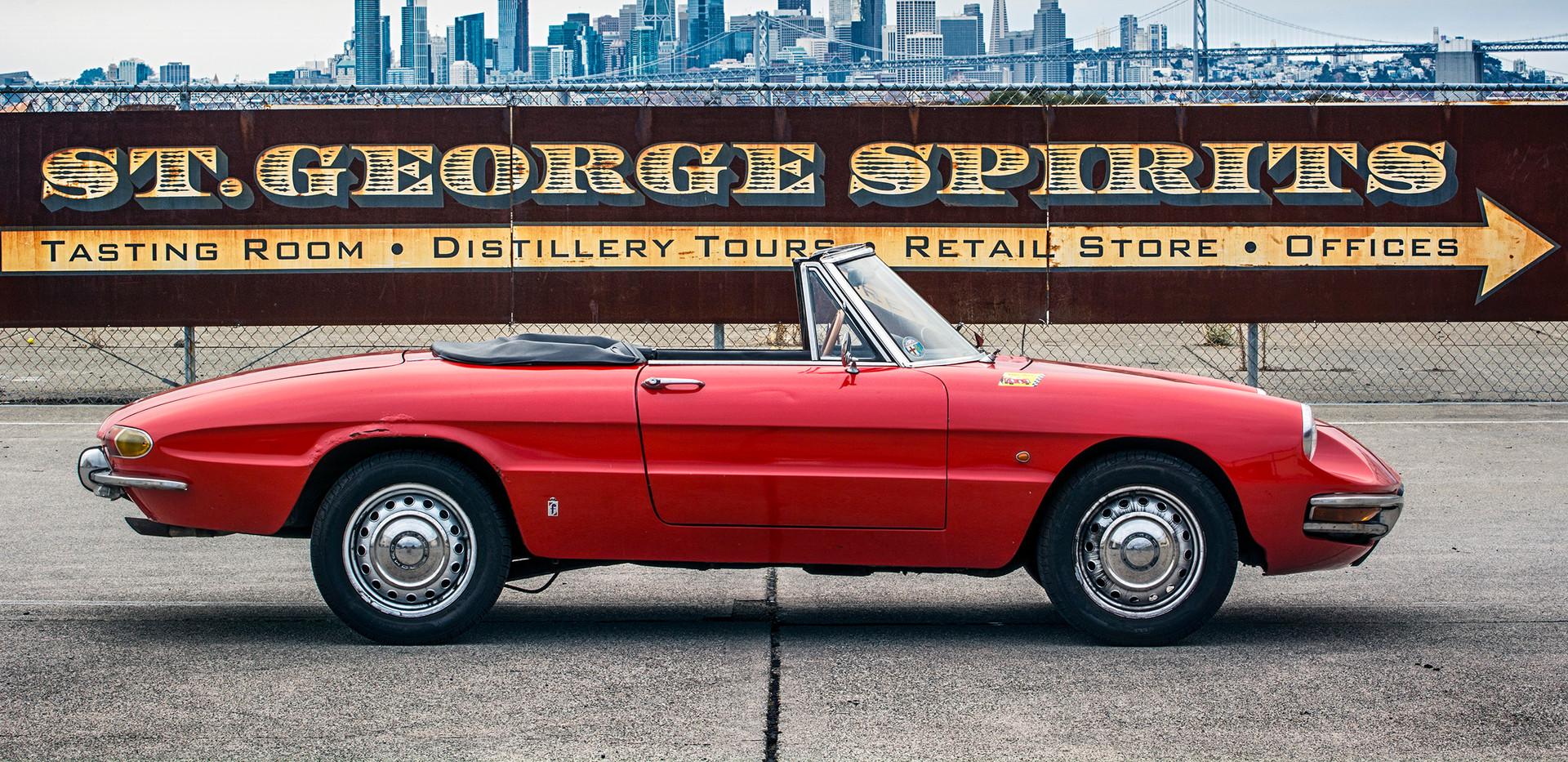 1967 Alfa Duetto