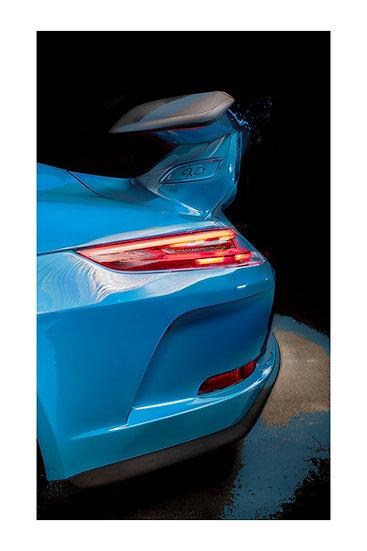 Porsche GT3 Wing Study