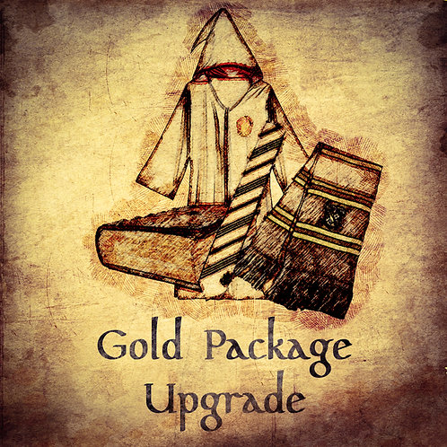 Gold Package Upgrade