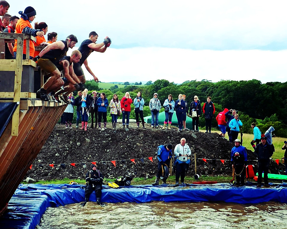 Cameron Readman, Tough Mudder