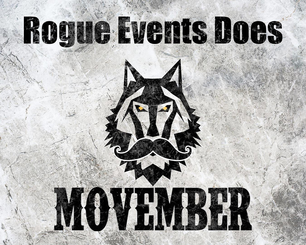 Rogue Events does Movember