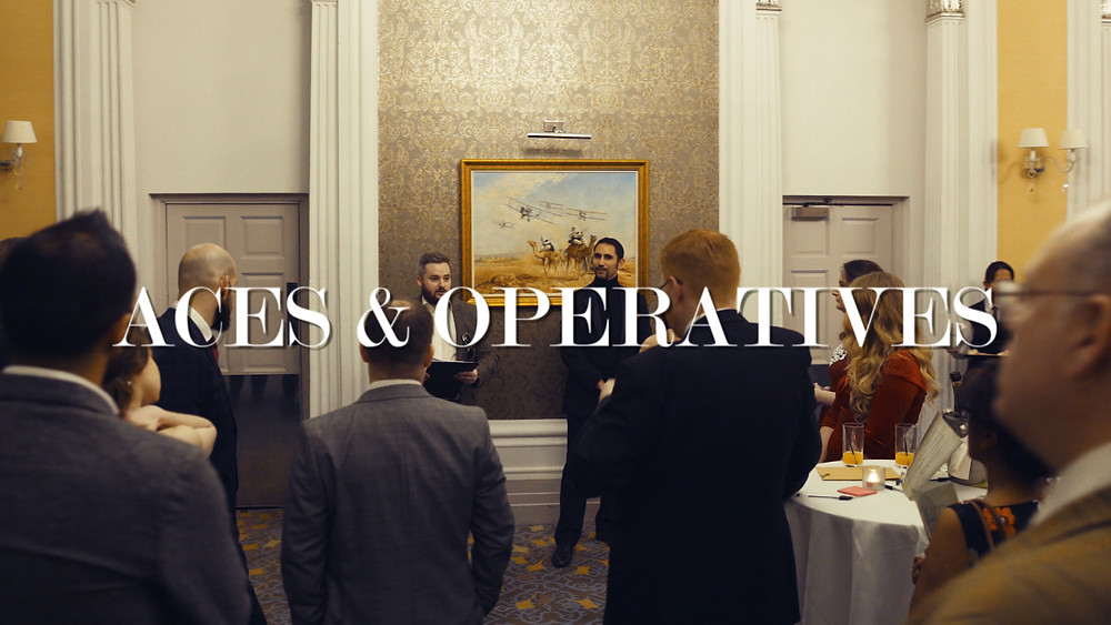 Promotional image from Aces & Operatives