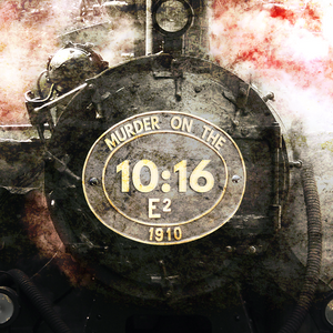 Promotional image for Murder on the 10:16