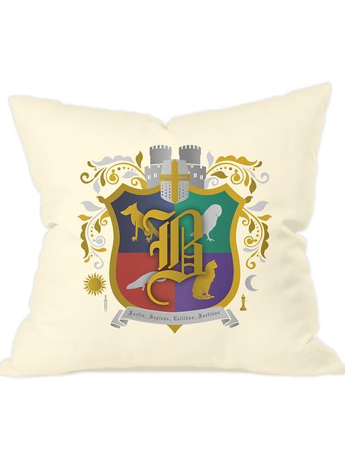 Bothwell Crest Throw Cushion