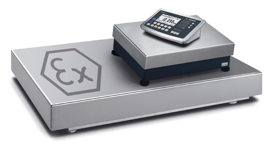 IS Weighing Platforms EX