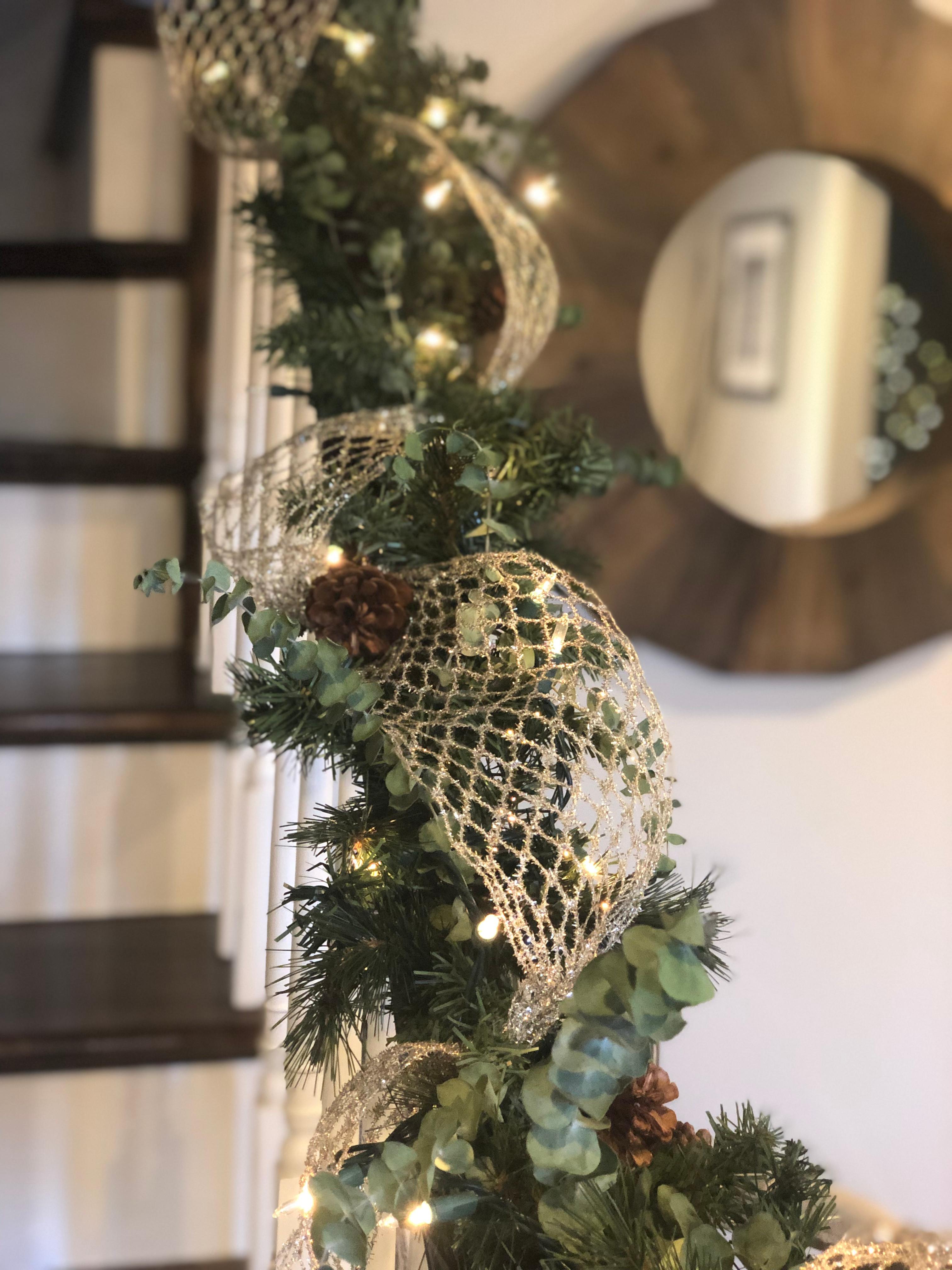 Interior Holiday Decorating