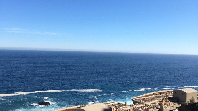 Amplio y comodo depto con vista al mar