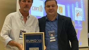 CBN em 1° lugar no Perfetti Rumo 2.0 de 2019