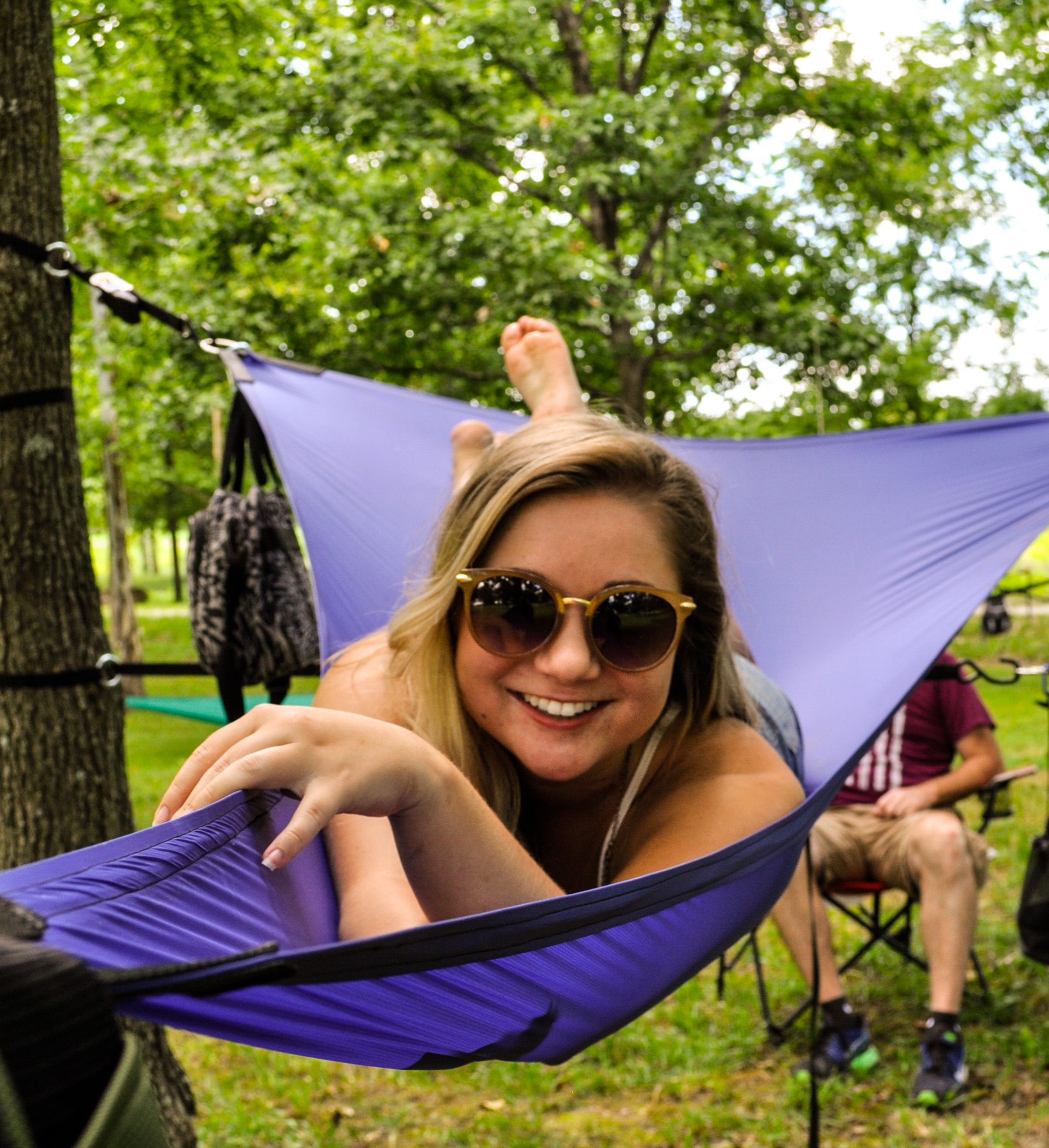 Royal 3-Point Hammock