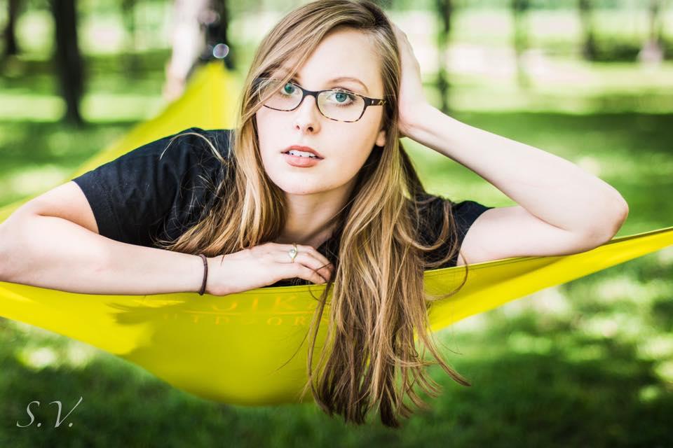 Yellow 3-Point Hammock