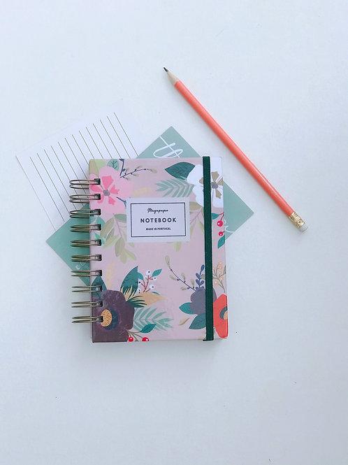 Notebook Vintage A6