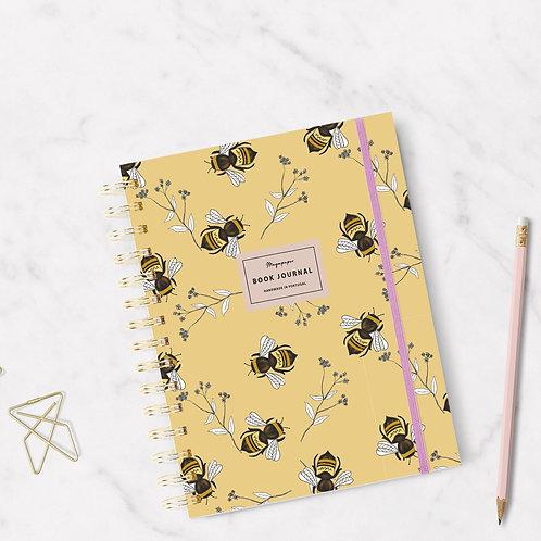 Book Journal Queen B