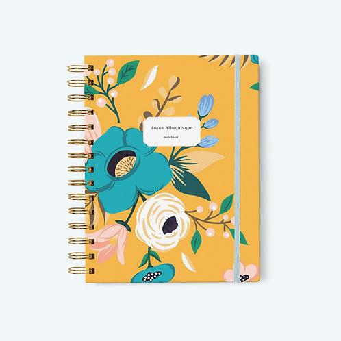 Notebook Calêndula
