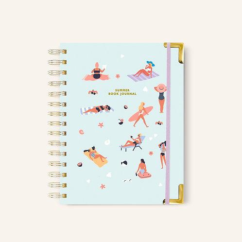Book Journal Summer Girls