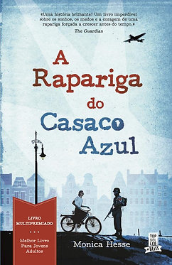A Rapariga do Casaco Azul, de Monica Hesse
