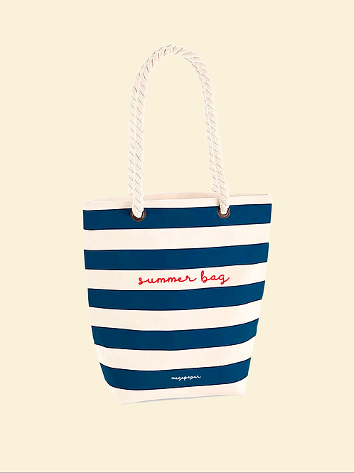 Summer Bag Navy