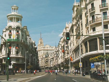 Madrid #1