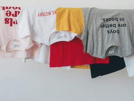 Infos sobre t-shirts 100% algodão