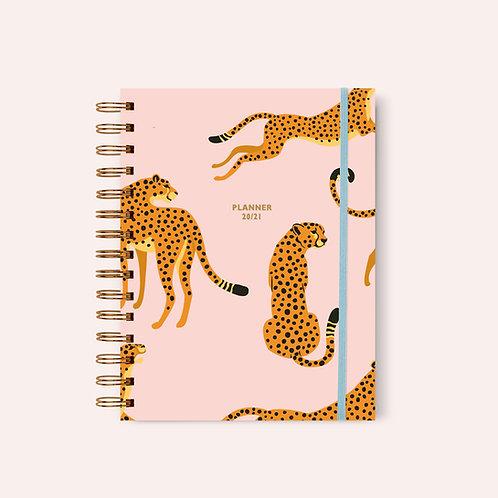 Planner Tiger Pink
