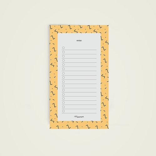 Mini Cool Notas