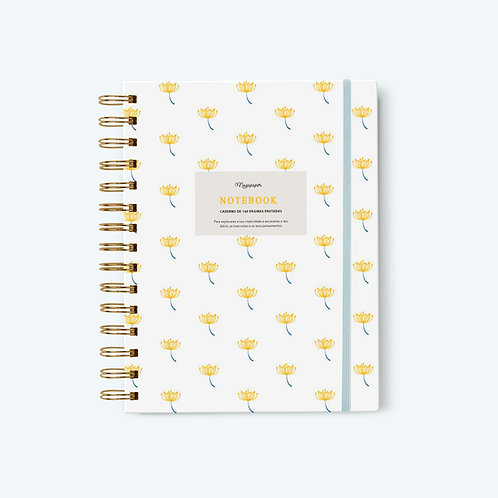 Notebook Camélia