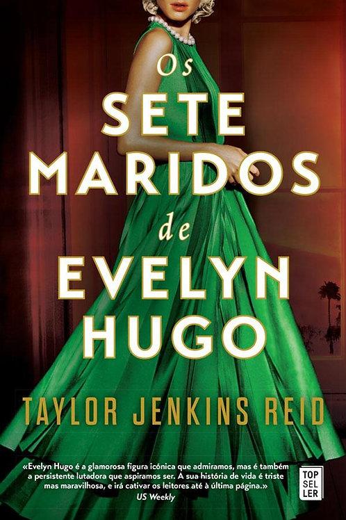 Os Sete Maridos de Evelyn Hugo de Taylor Jenkins Reid