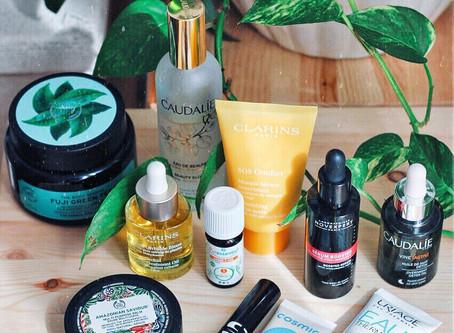 11 produtos de beleza que uso e recomendo a todas as mulheres (a maioria naturais)