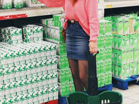Um consumo mais consciente dos supermercados para as nossas casas