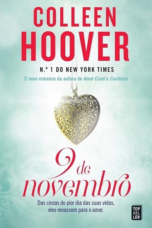 9 de Novembro, de Collen Hoover
