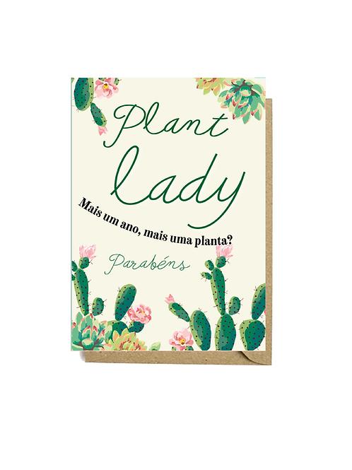 Plant Lady #2