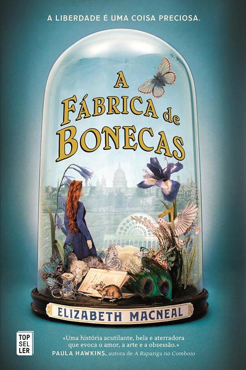 A Fábrica de Bonecas, de Elizabeth Macneal