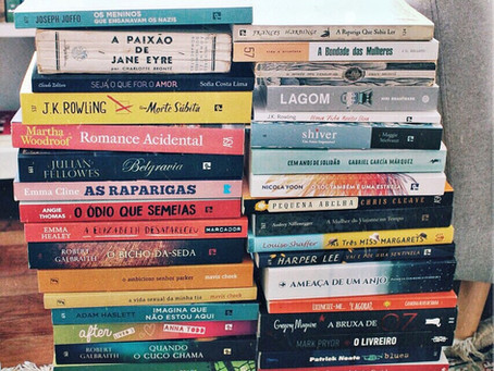 Este desafio tornou-se viral e diz que provavelmente só leram 6 livros de uma lista de 100
