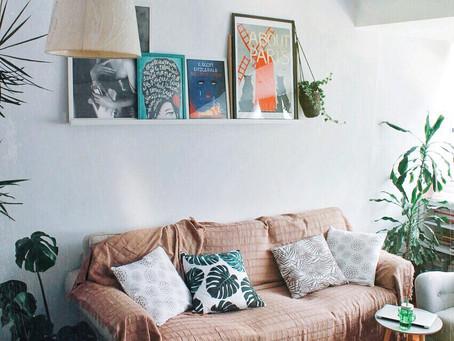 Pequenas mudanças e detalhes para se ter uma casa mais primaveril