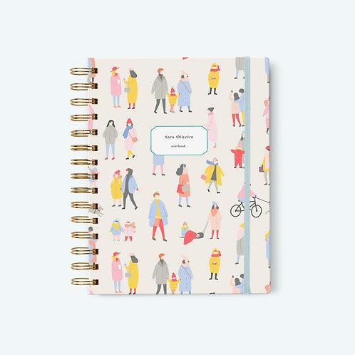 Notebook Goji