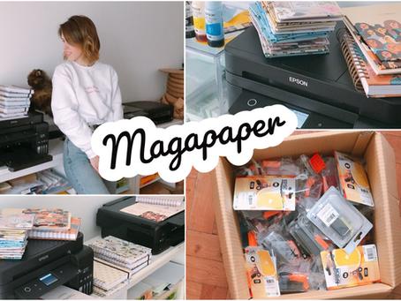Magapaper: como criei uma marca handmade e eco
