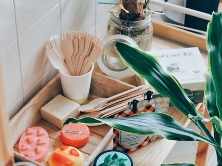 Algumas sugestões de casa e beleza para quem quer começar a ter uma atitude zero-waste