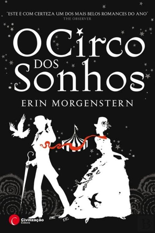 O Circo dos Sonhos, de Erin Morgenstern