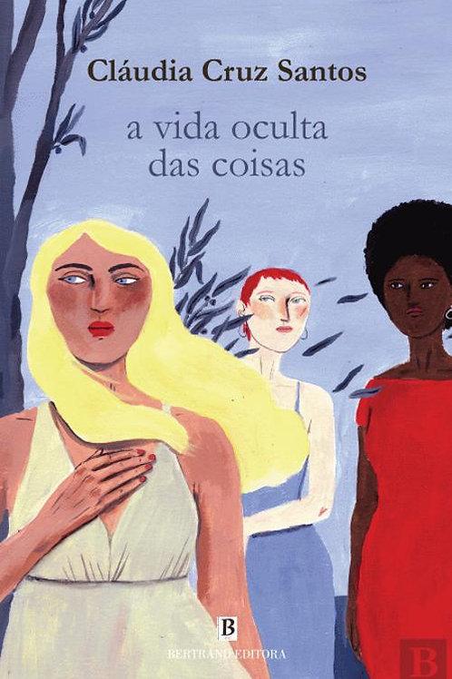 A Vida Oculta das Coisas, de Cláudia Cruz Santos