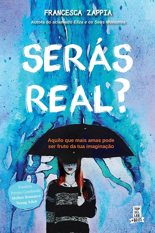 Serás Real? de Francesca Zappia