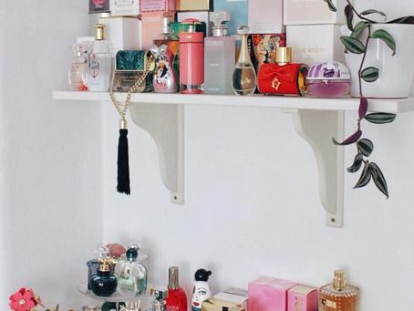 Colecção de perfumes: como conservar e guardar perfumes para a vida