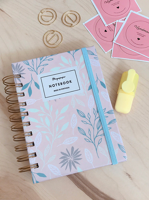 Notebook Sweet Floral
