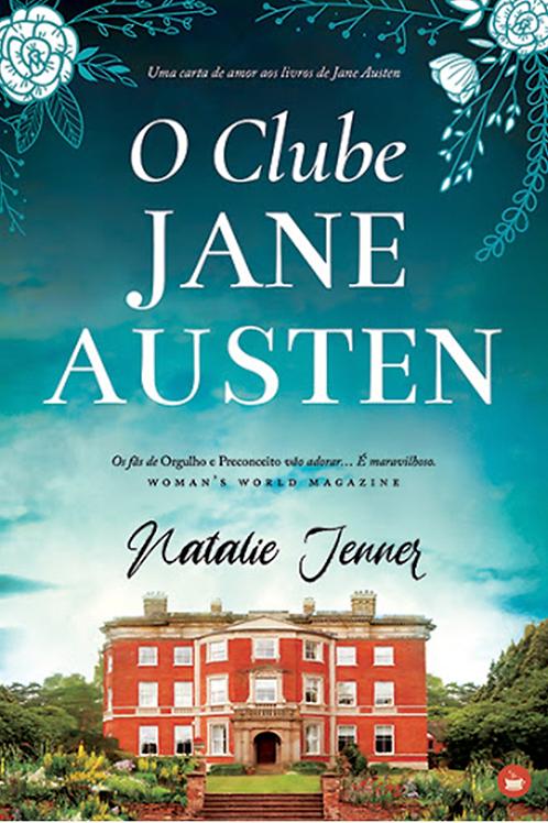 O Clube Jane Austen de Natalie Jenner