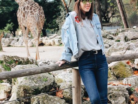 Uma tarde no Zoo de Lisboa