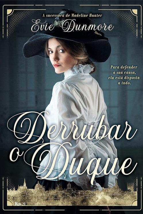 Derrubar o Duque de Evie Dunmore